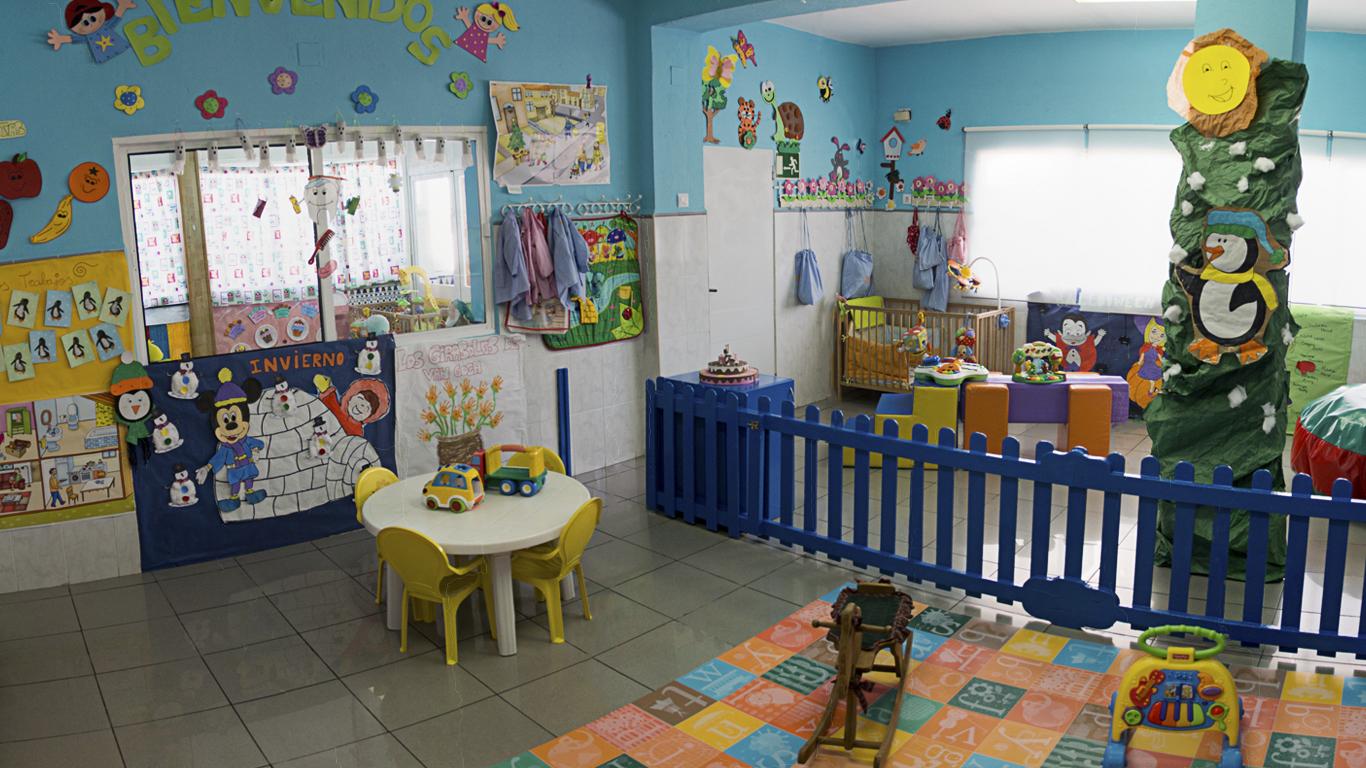 2291760be Escuela infantil Guardería El Parque