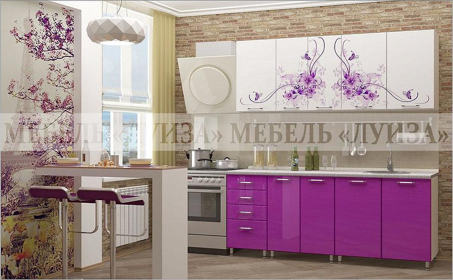 Кухонный гарнитур Ф-20 (1,8 м)