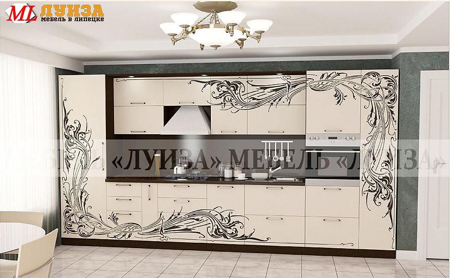 Кухонный гарнитур Ф-50 (4,0 м)