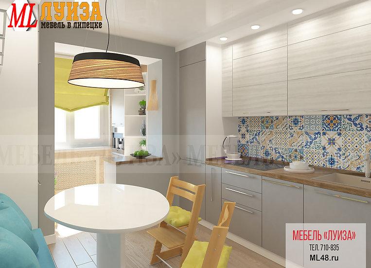 Кухня на заказ 820