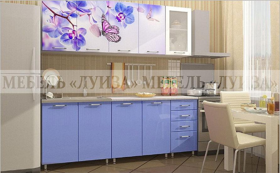 Кухонный гарнитур Ф-14 (2,0 м)