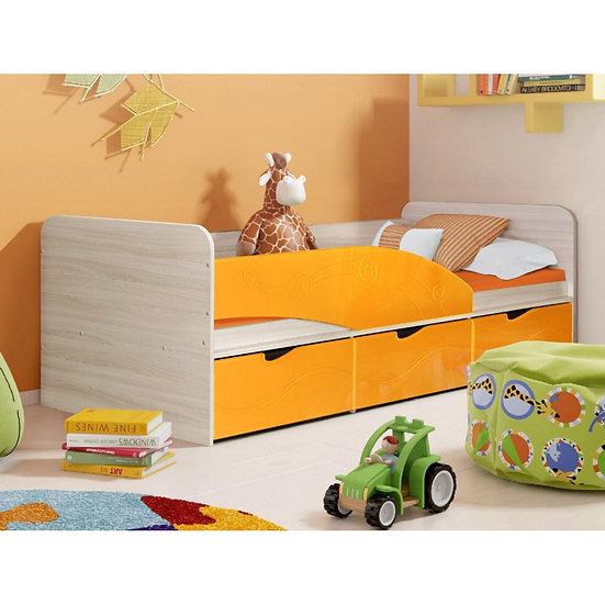 """Кровать детская """"Бриз"""" - 3 Манго"""