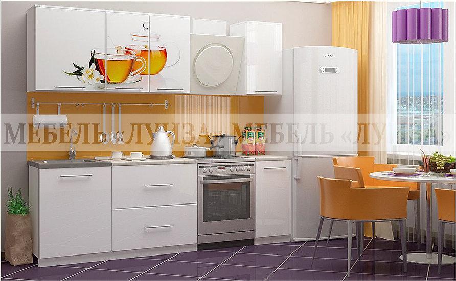 Кухонный гарнитур Ф-30 (1,8 м)
