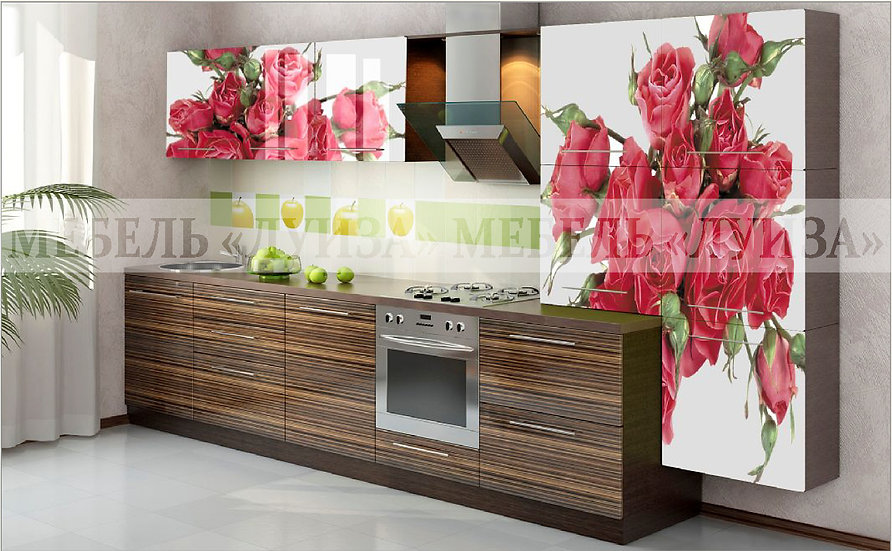 Кухонный гарнитур Ф-01 (3,6 м)
