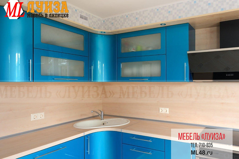 Кухня на заказ 827