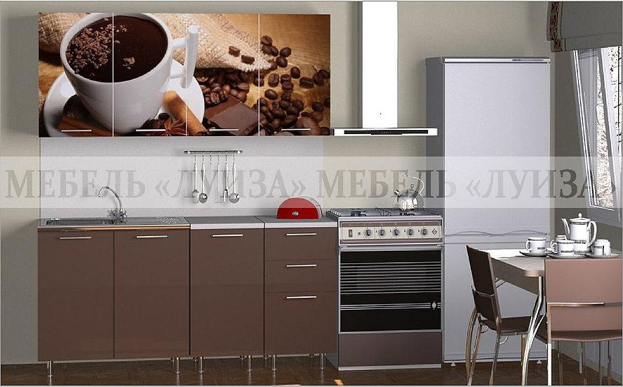 Кухонный гарнитур Ф-10 (1,6 м)