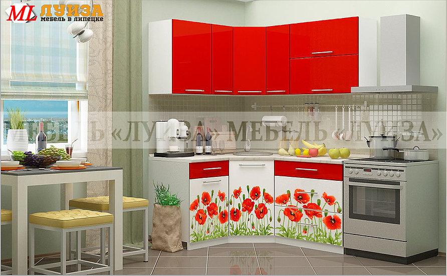 Кухонный гарнитур Ф-35 (1,2*1,6 м)