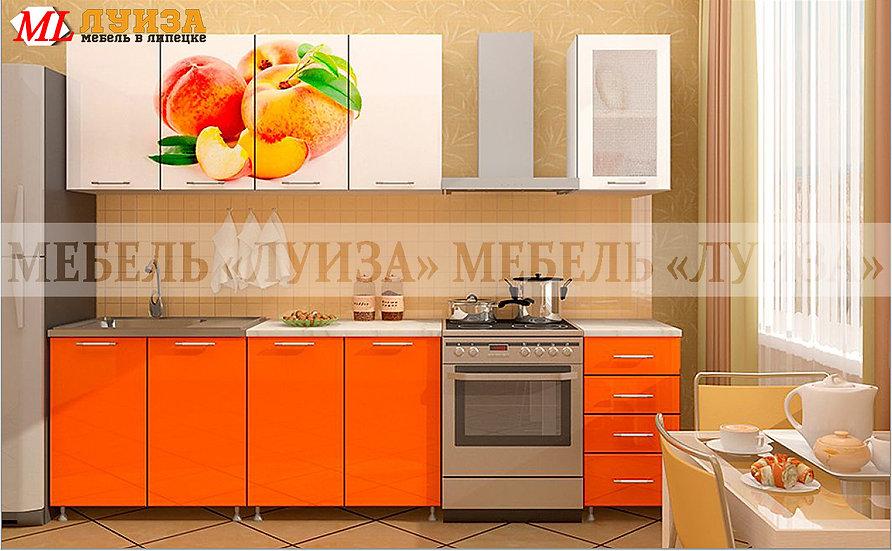 Кухонный гарнитур Ф-37 (2,0 м)