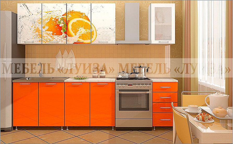 Кухонный гарнитур Ф-31 (2,0 м)