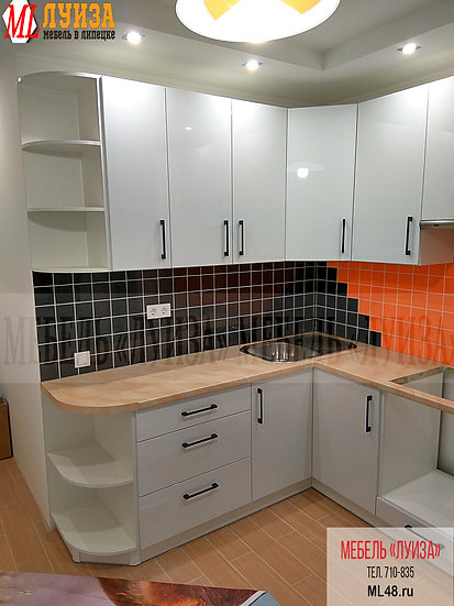 Кухня на заказ 733