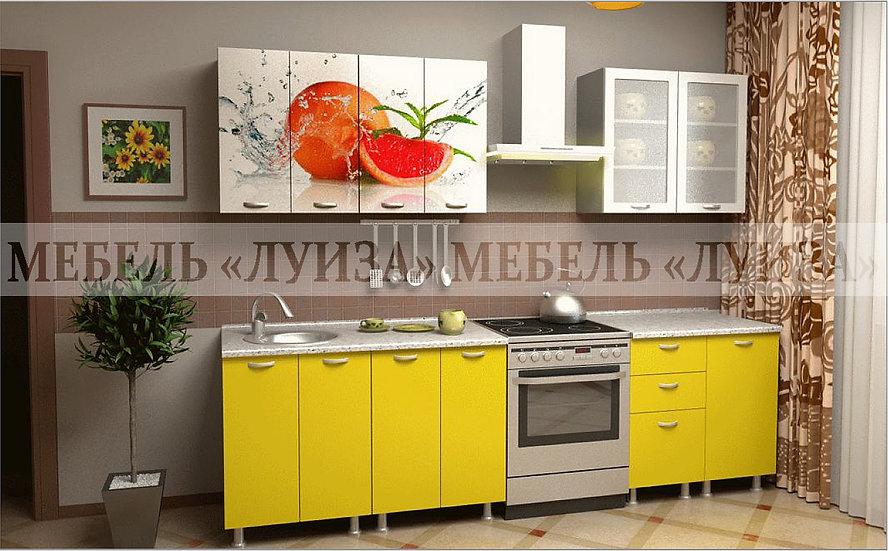 Кухонный гарнитур Ф-05 (2,0 м)