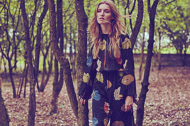 forest fashion with Mereth Hvam