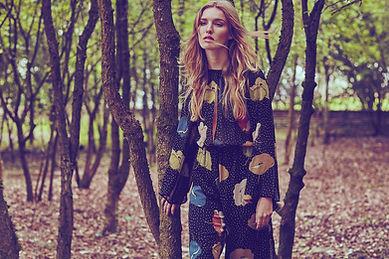 forest fashion with Mereth Hvam