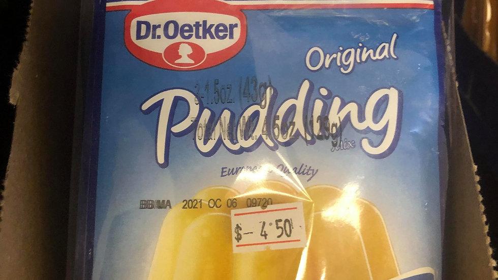Dr.Oetker Vanilla Pudding