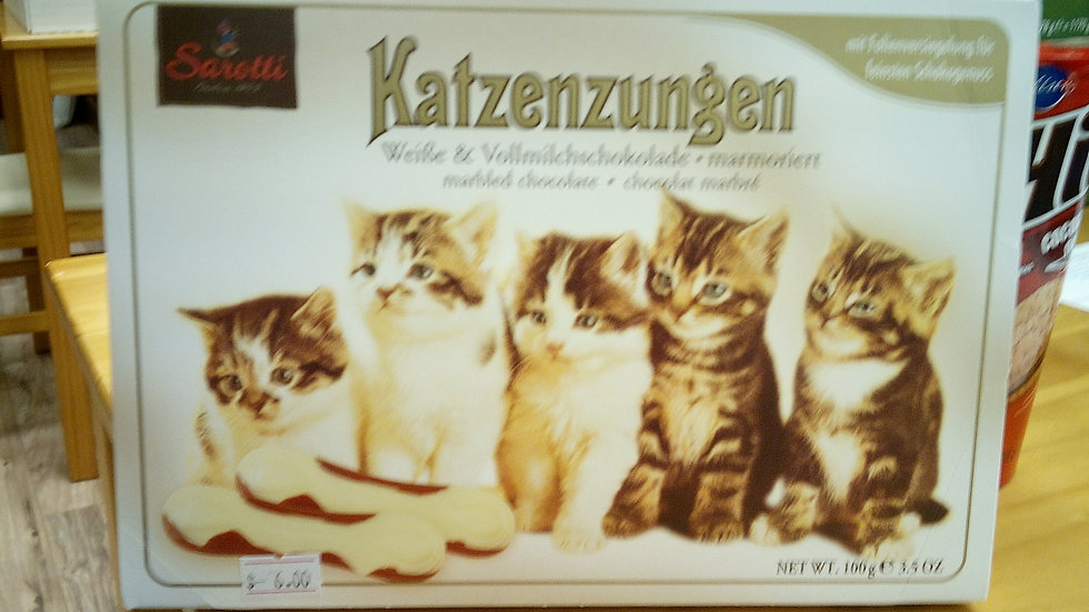 Sarotti Katzenzungen
