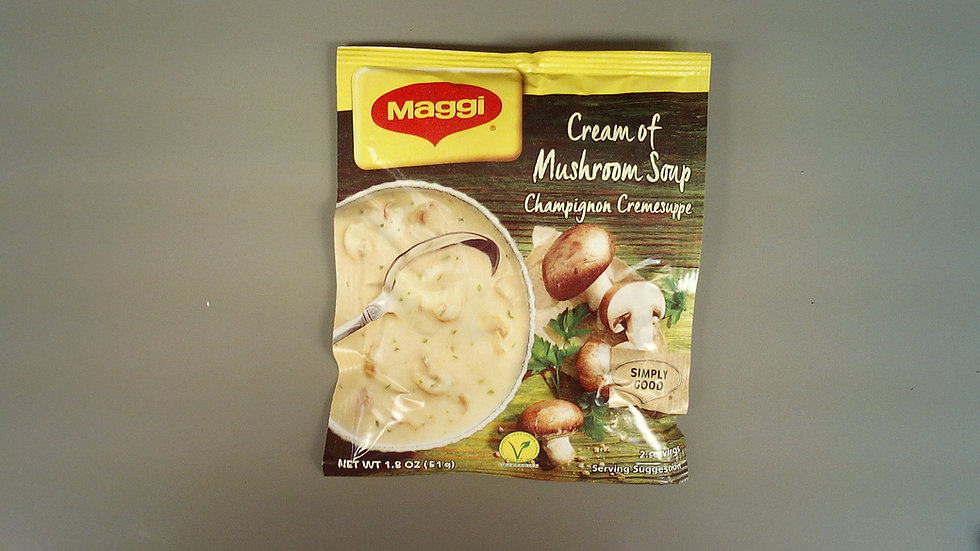 Maggi Cream of Mushroom Soup