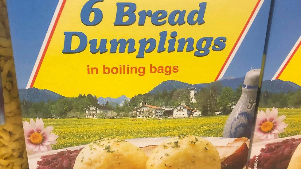 Dr.Knoll Bread Dumplings (Knoedel)