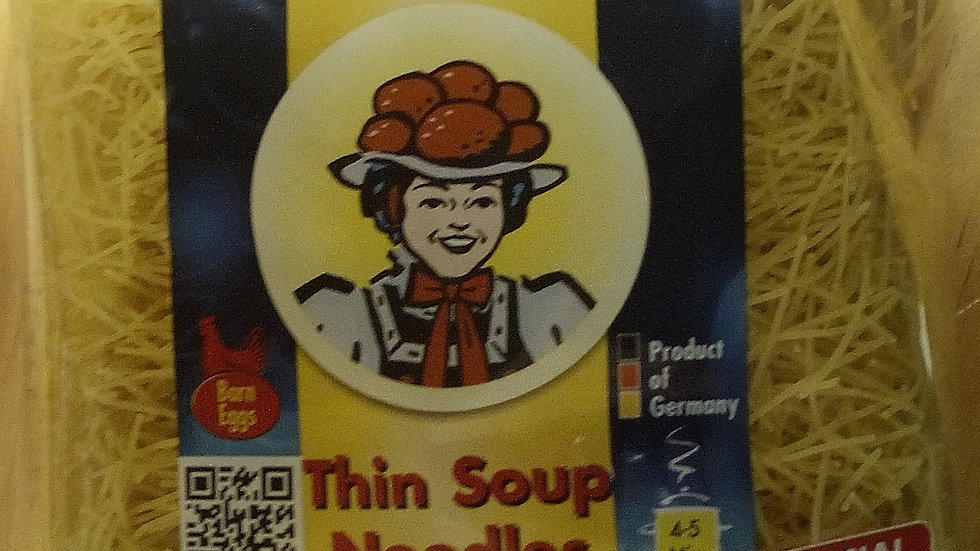Armbruster Thin Soup Noodles