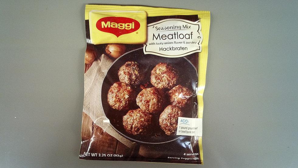 Maggi Seasoning Mix for Meatloaf