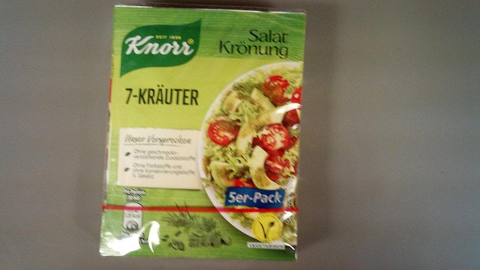 Knorr Salad Kroenung 7 Kraeuter