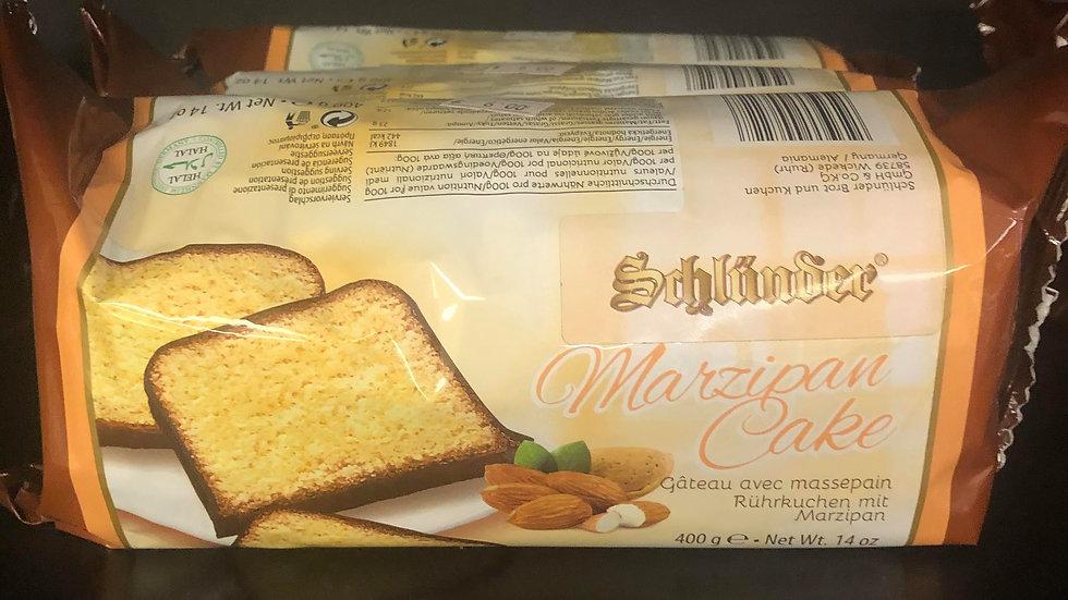 Schluender Marzipan Cake
