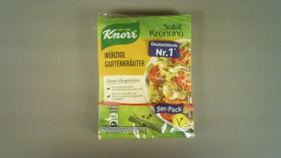 Knorr Salad Kroenung Garden Herbs