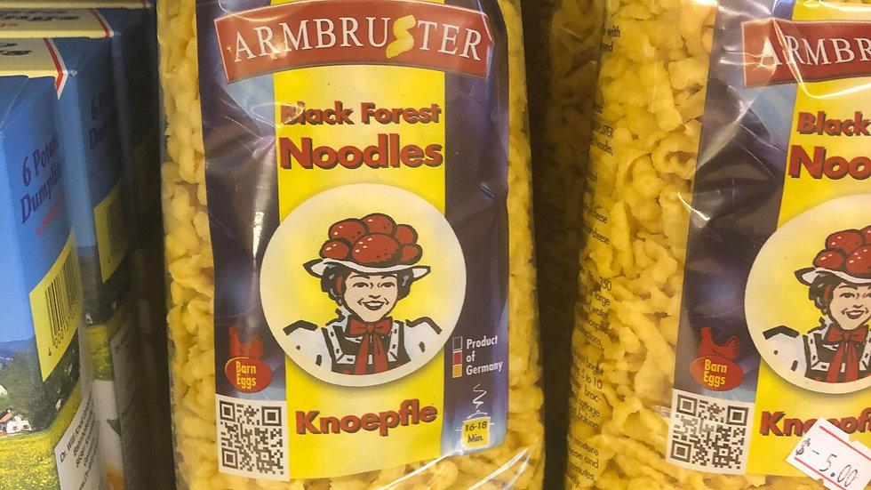 Spaetzle(Noodles)