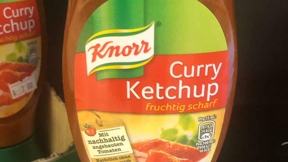 Knoor Curry Ketchup
