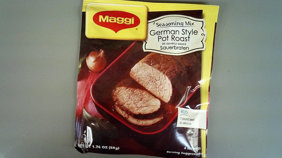 Maggi Seasoning Mix for Pot Roast(Sauerbraten)