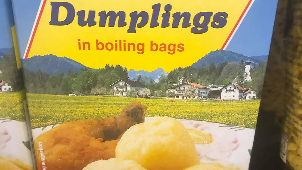 Dr.Knoll Potato Dumplings(Knoedel)