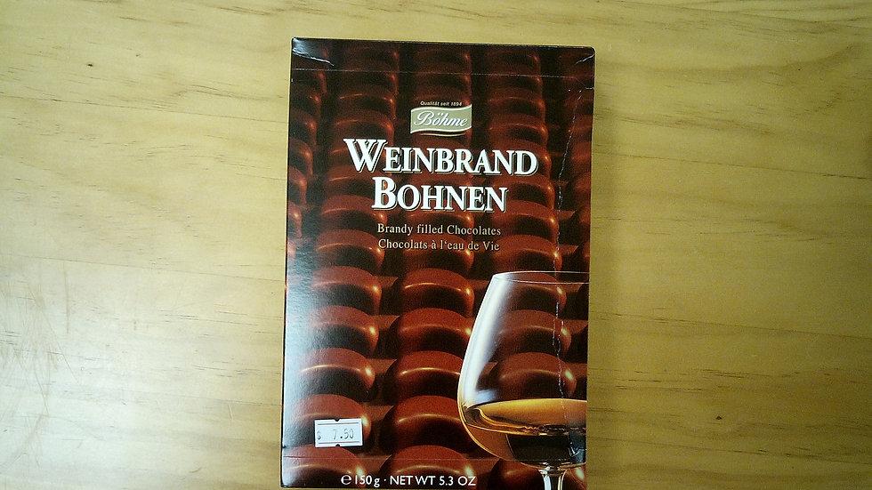 Boehme Weinbrand Bohnen