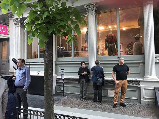the Leslie-Lohman Museum in SoHo NYC