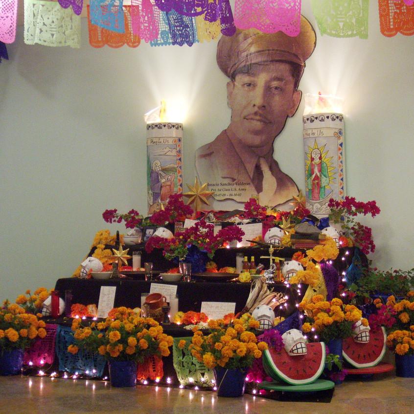 HSV2009 Altar