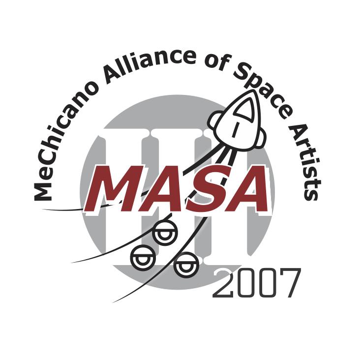 MASA3 Mission Patch