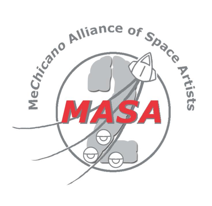 MASA2 Mission Patch