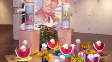 Reflections on Dia de Los Muertos Altares of the Past