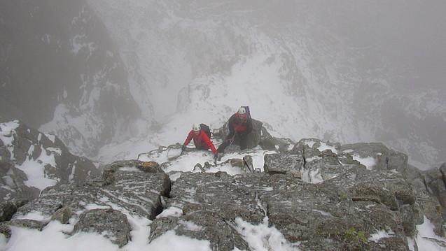 Curved Ridge III/4, Glencoe