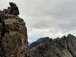 Coire Laggan, Skye Cuillin Munros