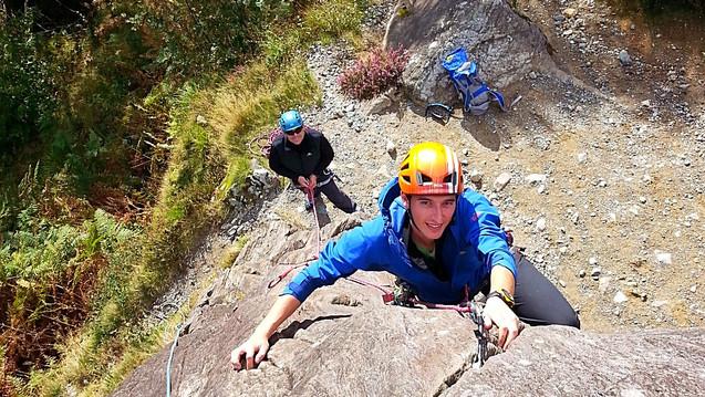Pinnacle Ridge, Glen Nevis