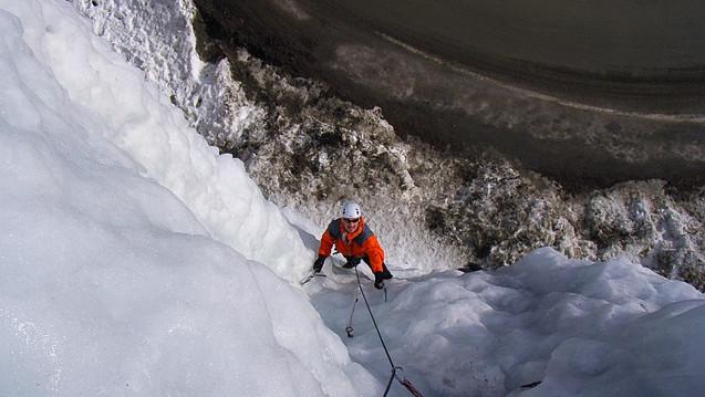 Svingfoss WI4, Rjukan