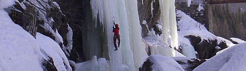 Jomfrua WI4 Krokan, Rjukan