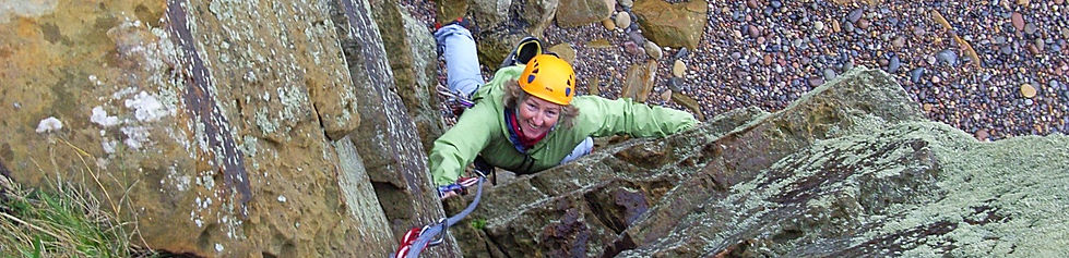 Rock Climbing Cummingston