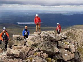 Rock Climb & Scramble 2/3 Aug