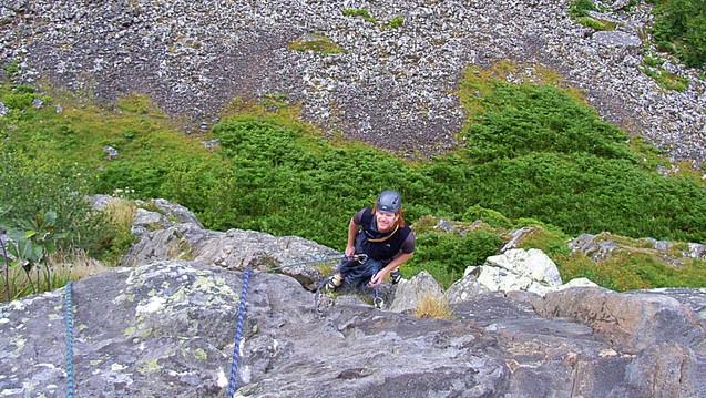 Strathspey climbing