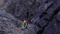 Pinnacle Ridge, Cuilin, Skye