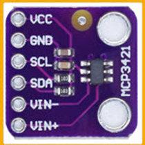 MCP3421 AD Converter