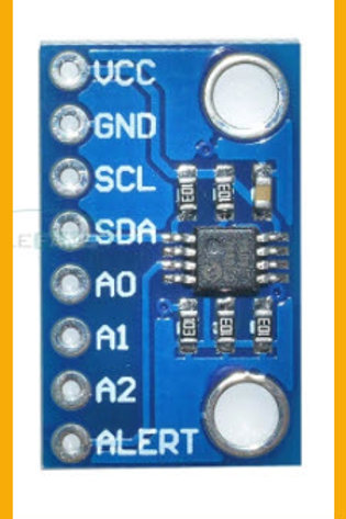 MCP9808 Temperature Sensor