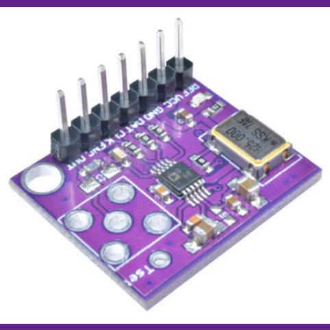 AD9833 Signal Generator