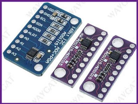 ADS1115 AD Converter 16-bit I2C Interface