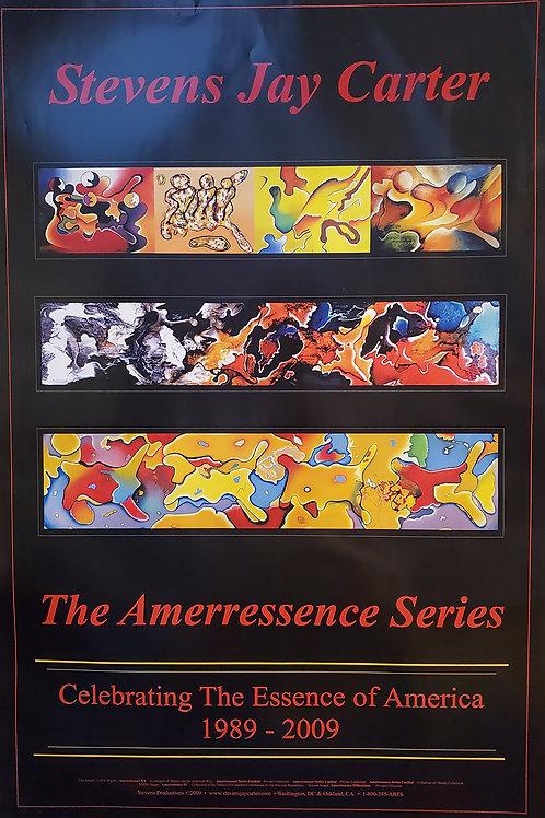 Amereessenece Poster